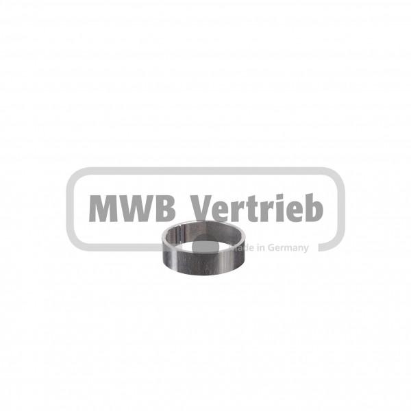 Einschlagring 35x2,0x10 mm, Wst. ST 52 - Rohrmaterial